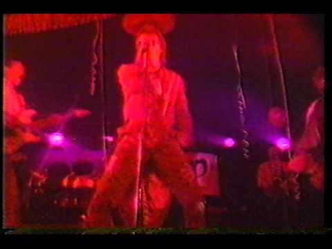 Dave Pratt and The Sex Machine Band