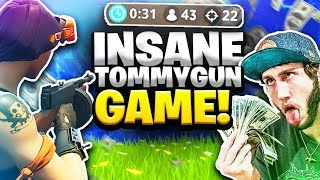22 KILL DRUMGUN ONLY GAME WITH FAZE BANKS