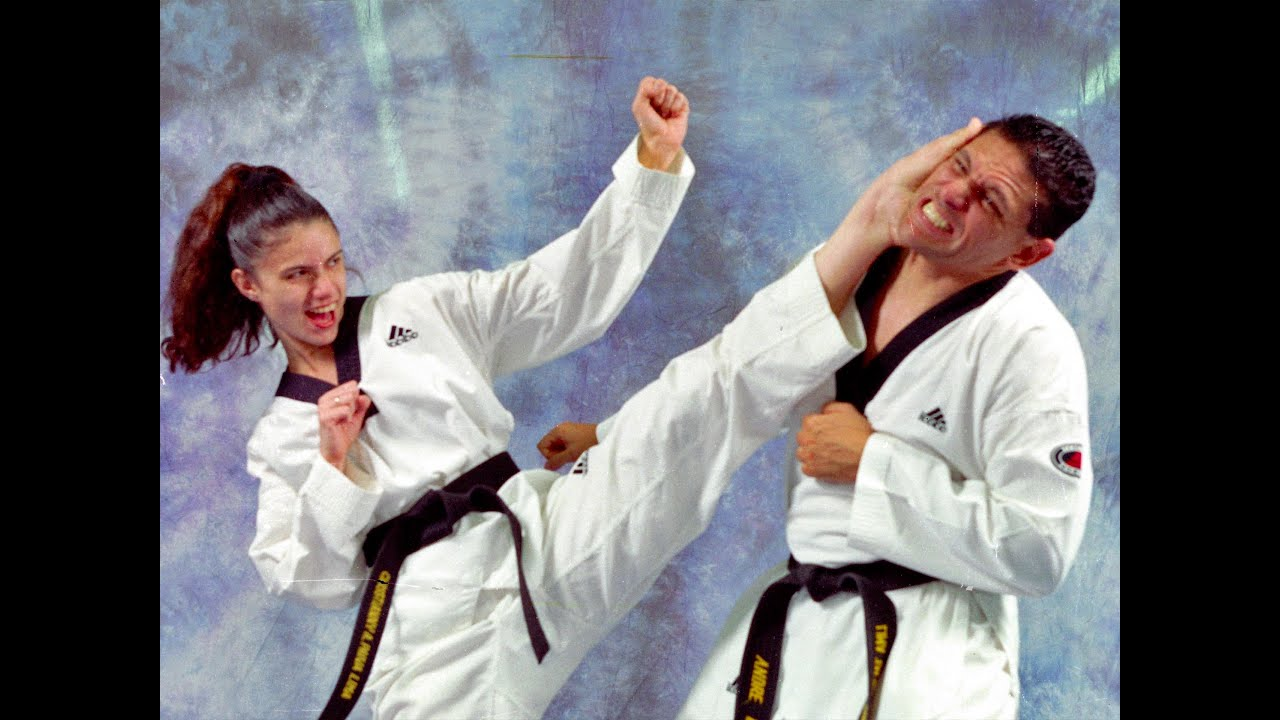 Think, that female domination martial arts