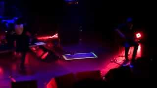 Nouvelle Vague - In a Manner of Speaking -- Live 2014  in Athens Greece at Fuzz Club--24-12-2014