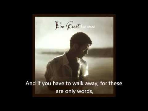 Eric Benét - My Prayer (with lyrics)