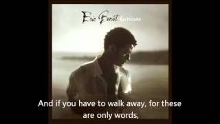 Eric Ben T My Prayer with lyrics.mp3
