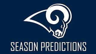 2018 LOS ANGELES RAMS SEASON PREDICTIONS