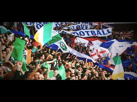 The Old Firm | The World's Greatest Football Rivalry | 1080p