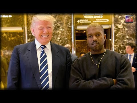 Overnight New York, LA, Chicago, Hit With CRAZY Kanye West Posters Trump Will LOVE