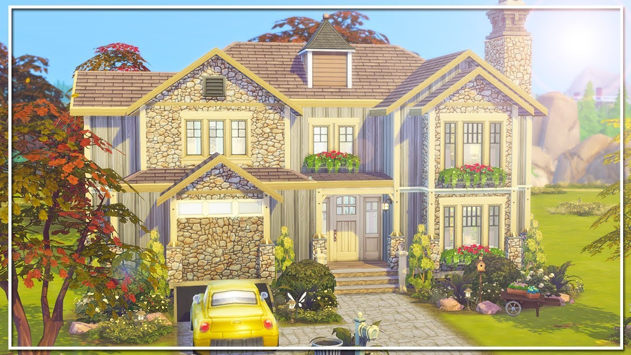 4 Seasons Group the sims 4 | build | the 4 seasons (autumn) | (group collab)