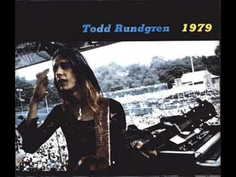 TODD RUNDGREN / UTOPIA,  SUN PLAZA, TOKYO JAPAN 4-9-79