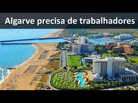 Algarve precisa de empregados