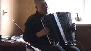 Баянист Корчевой Алексендр