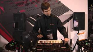 Roland JDXi Demonstration Namm 2015