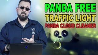 Panda Free + TrafficLight + Panda Cloud Cleaner