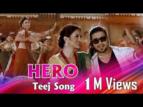 New Nepali Teej song HERO//हिरो // By Puskal Sharma//2075//2018