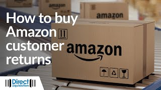 Learn how to buy amazon returns | Simple guide for beginners |Hints, Tips, Tricks