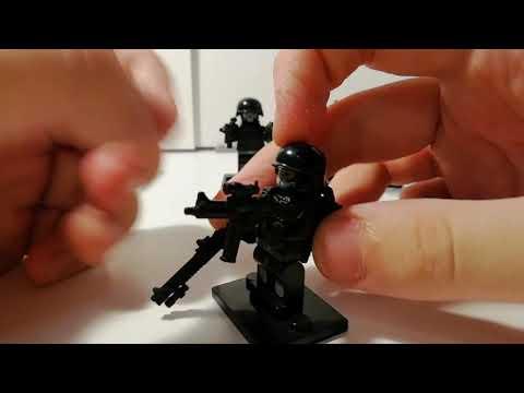Лего посылки #7 отряд призрак