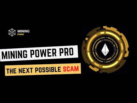 The Next Possible Scam | Mining Power pro review with LIVE WITHDRAWAL
