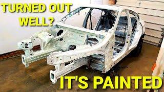Rebuilding My Wife's New 2019 BMW X6M [part12]