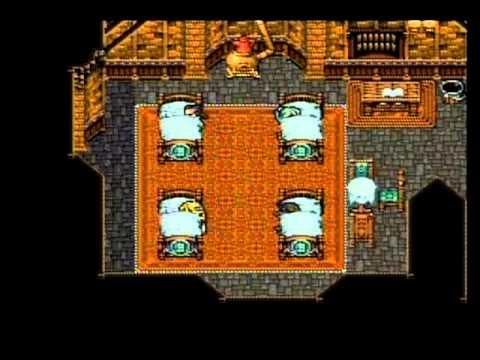 Final Fantasy VI 20-D:  Economizing Theft