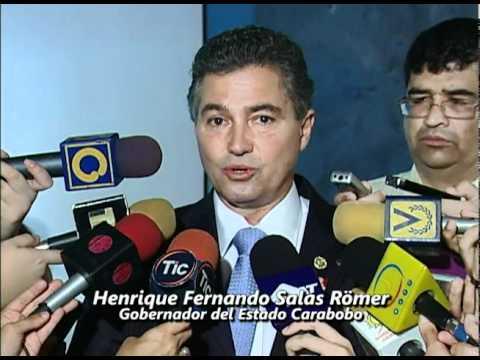 Gobernador de Carabobo: