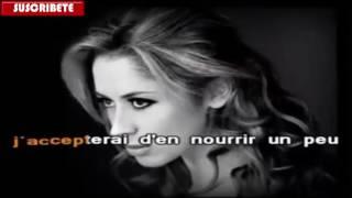 Lara Fabian-Je T'aime encore karaoke