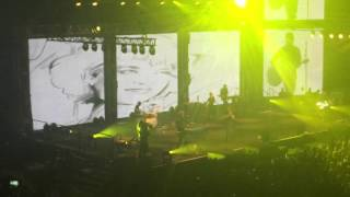 A-ha Manchester Arena 25/03/16 - Take On Me