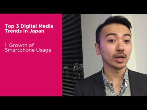 Yahoo! Japan's take on the Top 3 Digital Media Trends in Japan