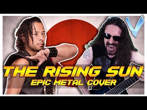 """Shinsuke Nakamura - The Rising Sun """"Epic Metal"""" Cover (Little V)"""