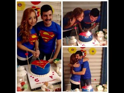 Superman Doğum Günü / Süpriz