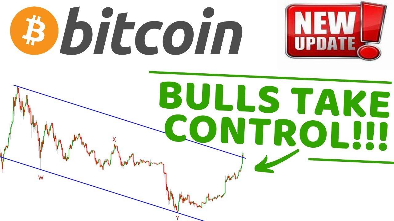 Bitcoin Price Technical Analysis – Bulls Take control!!!