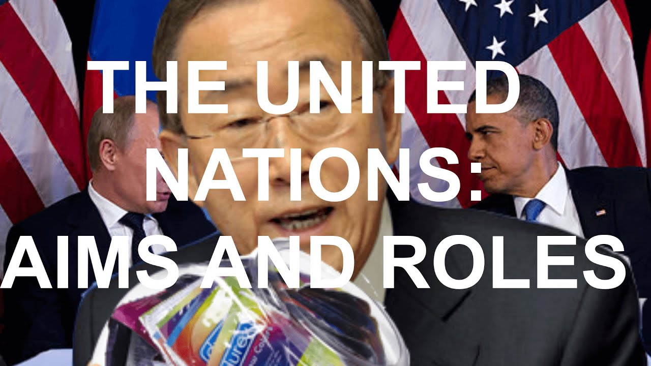 aims of the united nations The gap separating the league of nations and the united nations is not large, that many provisions of the united nations system have been taken directly from the.