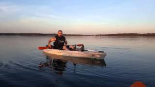 Ascend FS10T fishing kayak review PART 1