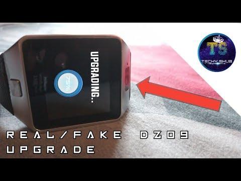 How To Upgrade Real/fake Dz09 Smartwatch||dz09 Smart Watch Ko Upgrade Kaise Kare