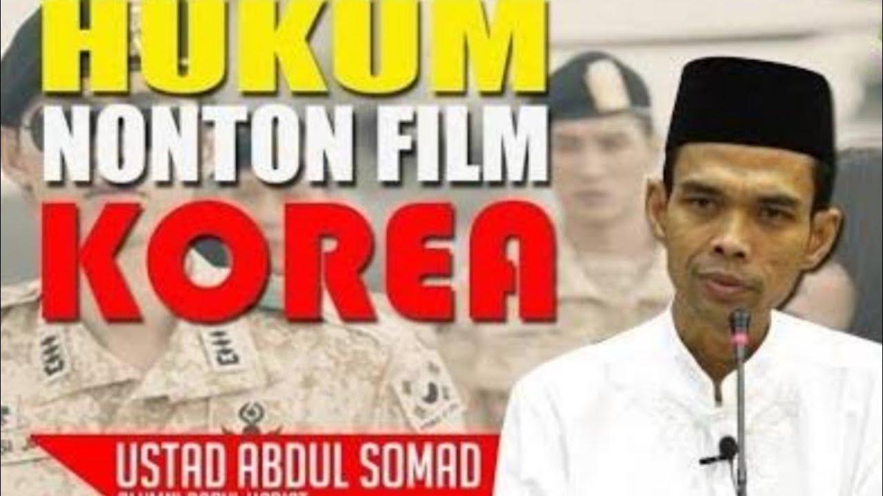 Ceramah Lucu   Hukum Menonton Film Korea   Ustadz Abdul ...