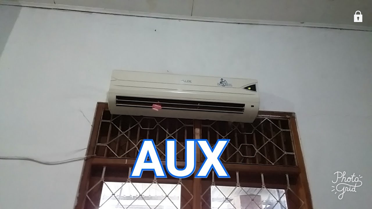 Aux Mini Split Air Conditioner