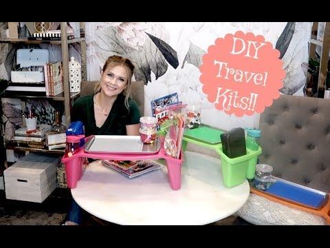 DIY Travel Kit Ideas!!