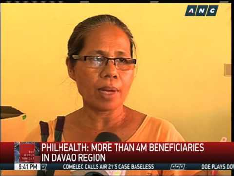 PhilHealth claims more than 4-M beneficiaries in Davao region