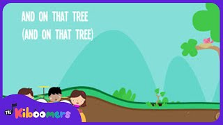 The Green Grass Grows All Around Song Lyrics for Kids | Nursery Rhymes for Children