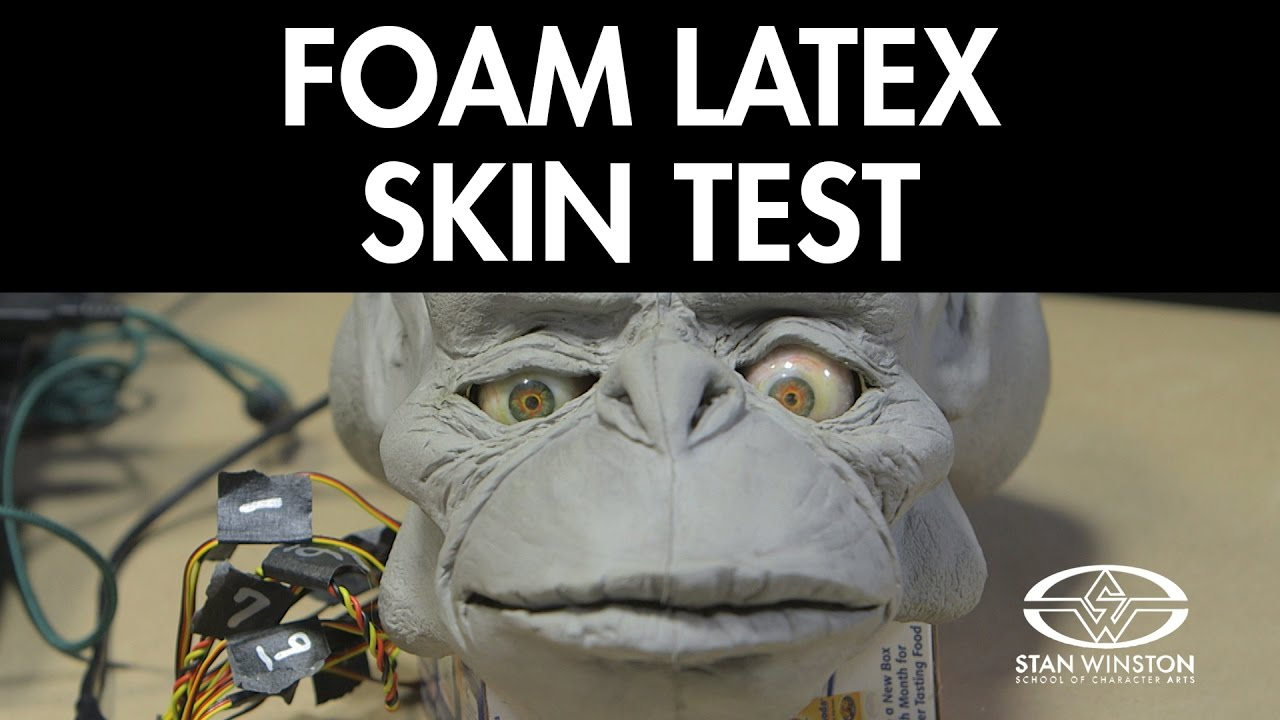 foam latex A