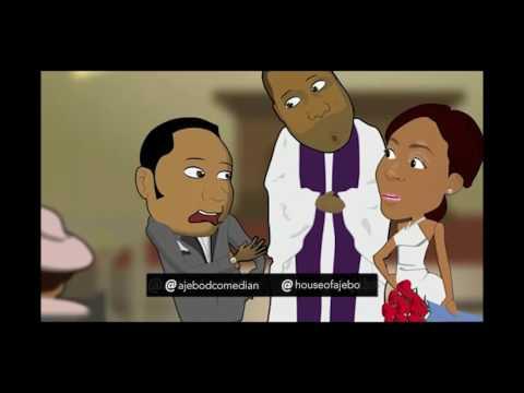 Video (animated-skit): Ajebo – The Wedding
