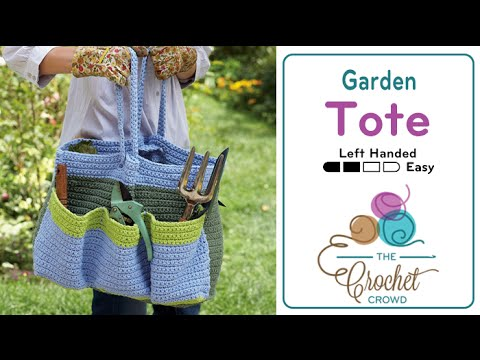 How To Crochet A Yarn Tote Bag