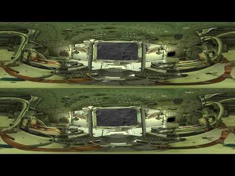 Apollo 15 CM Orbit [360 video]