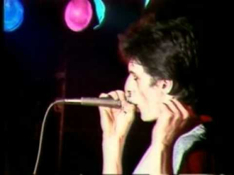 Fad Gadget - Fireside Favourite (Live Video)