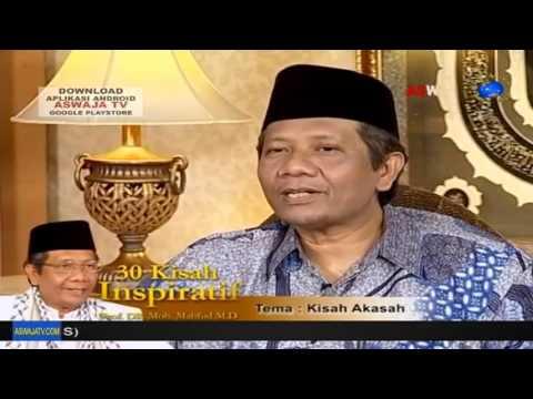 Prof. Dr. Moh. Mahfud MD - Kisah Akasah