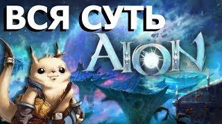 Обложка на видео о Вся суть Aion
