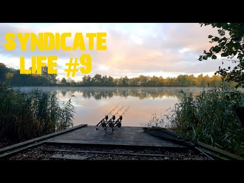Back On The Syndicate Carp Fishing 2019