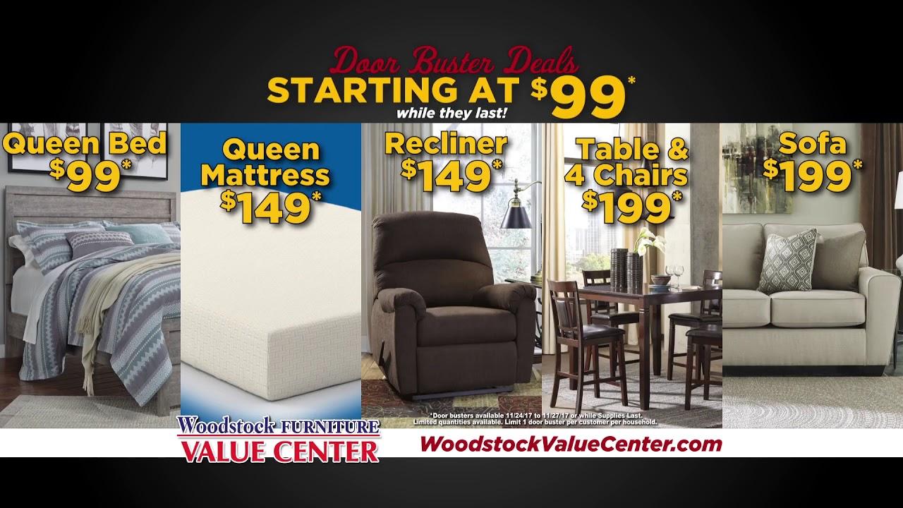 Charming Woodstock Furniture Value Center Black Friday 2017