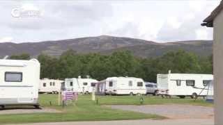 CC-E68 CAMPSITE - Aberdeenshire, Braemar The Invercauld Caravan Club Site
