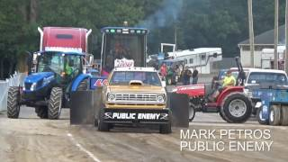Power Pulling Productions | 6200 Pro Stock 4x4 | 7/15/17