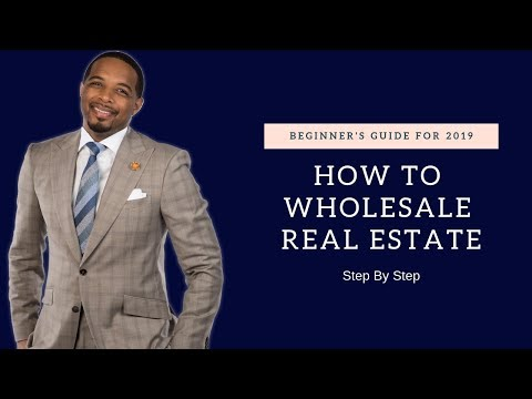 How To Wholesale Real Estate (2018) - Step by Step