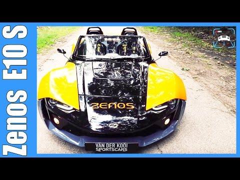Zenos E10 S Review | Britain's Got Talent (English Subtitles)