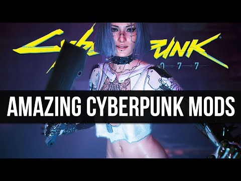 Modders are Massively Improving & Adding New Features Into Cyberpunk 2077